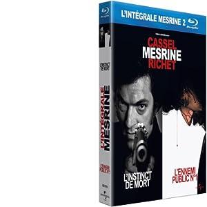 Mesrine, parties 1 et 2 : Killer Instinct / Public Enemy Number 1 [Blu-ray]