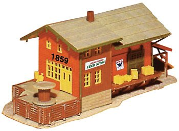 Model Power 1576 Freight Station N