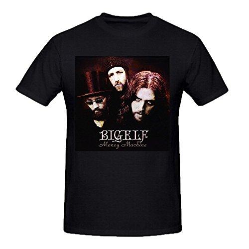 Bigelf Money Machine Designer Tee Shirts For Uomo