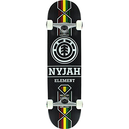 Element Skateboards Stripes Complete Skateboard - 7.75