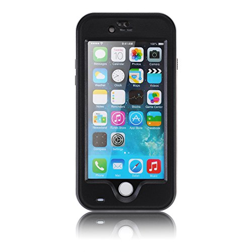 iPhone6 ケース Patech iPhone6 ケース プレミアム防水防塵耐衝撃 for Apple iPhone 6 4.7