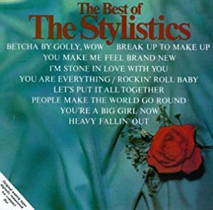 Stylistics-Best Of by AMHERST RECORDS