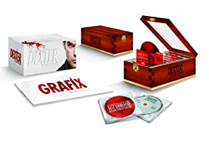 Dexter: The Complete Series Collection [Blu-ray]