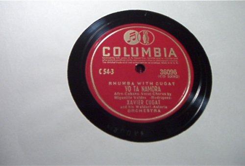 Xavier Cugat - 78 RPM - Zortam Music
