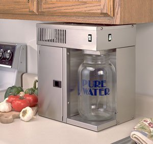 Compact Home Water Distiller Machine