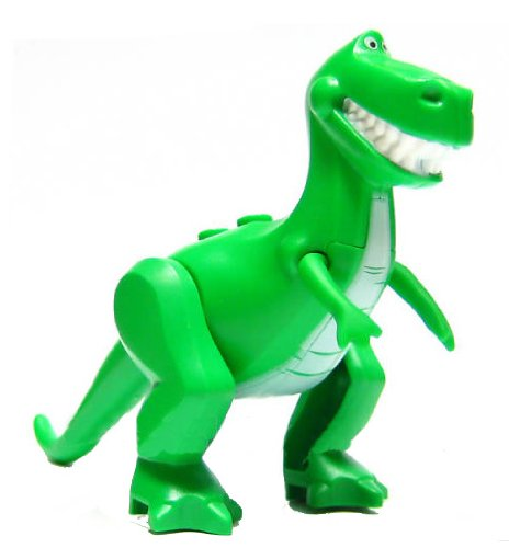 Rex (Complete Assembly) - LEGO Toy Story Minifigure Amazon.com