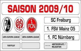 Am Ball Com Up-Date-Set Bundesliga 2009-2010