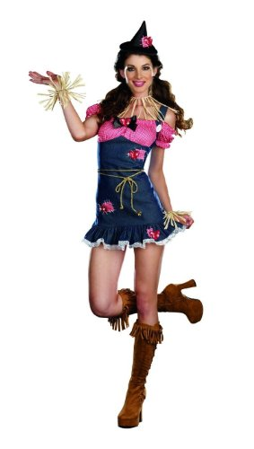 Dreamgirl 7511 Scarecrow Cutie Costume
