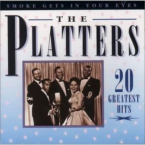 Platters「Smoke Gets In Your Eyes」