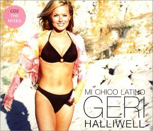 Geri Halliwell - Mi Chico Latino [UK CD2] - Zortam Music