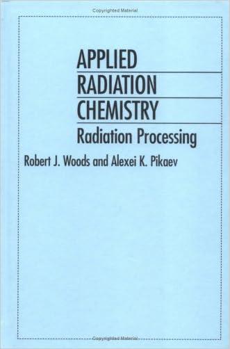 Applied Radiation Chemistry: Radiation Processing