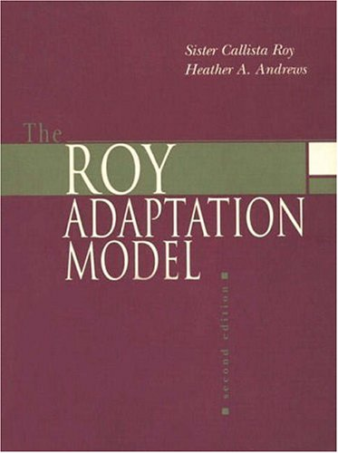 Roy Adaptation Model, The (2nd Edition)