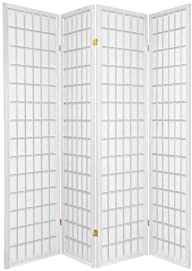 Legacy Decor 4-Panels Shoji Screen Ro…