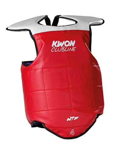 KWON Club Line Kampfweste WTF recognized