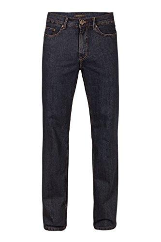 Herren 5-Pocket Jeans der Marke Paddock's in verschiedenen Farben, Passform: Slim Fit, Ranger (80 253 1606 000), Größe:W42/L32;Farbe:blue black tinted(9116)