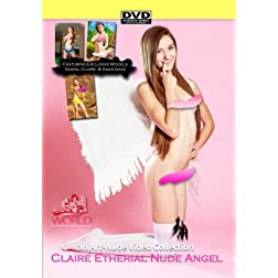 Etherial Nude Angel featuring Claire Sasha and Anastasia - a Nude-Art Film