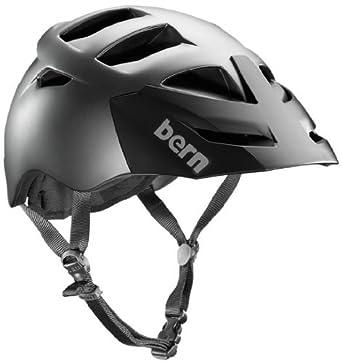 Bern Morrison Helmet with Visor - Mens - 2014 by Bern Unlimited