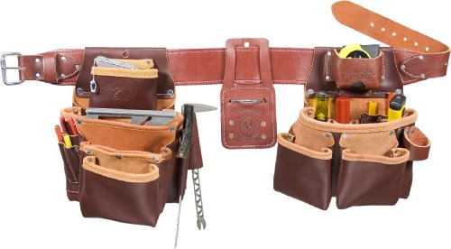 Occidental Leather 5089 M Seven Bag Framer (Tool Belts Occidental Leather compare prices)