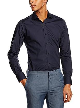 Cortefiel Camisa Hombre (Negro)