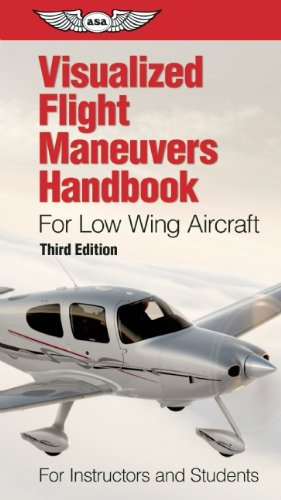 Visualized Flight Maneuvers Handbook for Low Wing Aircraft: For Instructors and Students (Visualized Flight Maneuvers Ha