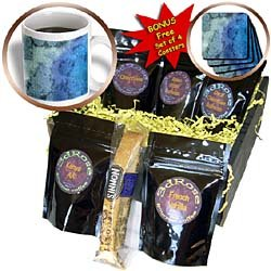 Cassie Peters Abstract - Tie Die by Angelandspot - Coffee Gift Baskets - Coffee Gift Basket