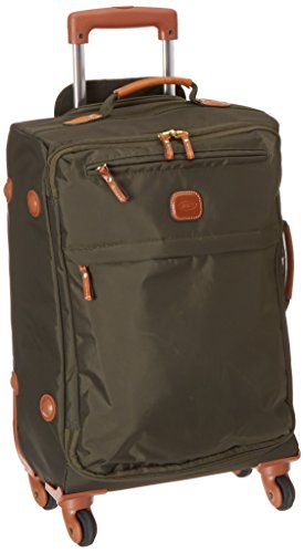 Bric's Bagaglio a mano X-travel Trolley Soft Cabina 30 liters Verde (oliva)