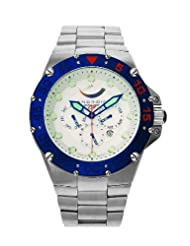 Android Divemaster Enforcer Automatic Stainless Steel Bracelet Watch