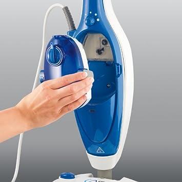 tv top ventes ventes 02608 clinical clean mop nettoyer vapeur cuisine maison z394. Black Bedroom Furniture Sets. Home Design Ideas