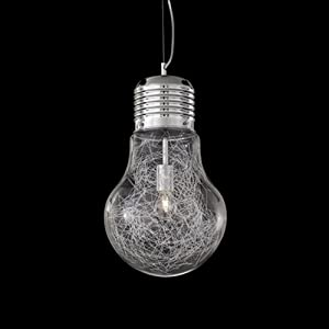 Luminaires interieur eclairage de plafond suspensions - Suspension ampoule design ...