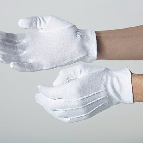 dennys-cotton-work-gloves-with-elasticated-cuff-pack-of-12-m-white