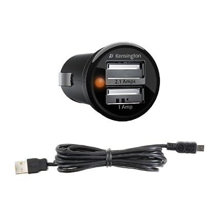 Kensington-K39523-Duo-USB-Car-Charger