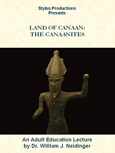 The Land of Canaan:  The Canaanites