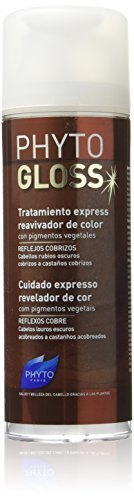 Phyto Phytogloss Express Colour Restoring Care Coppery Highlights 145ml by Phyto