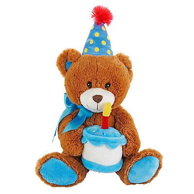 toys r us plush 10 inch sitting birthday with scent