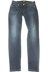Hudson New Blue Krista Super Skinny Jeans 27 $198 DBFL