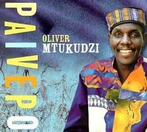 Oliver Mtukudzi - Paivepo by Mtukudzi, Oliver (2000-06-13) - Amazon