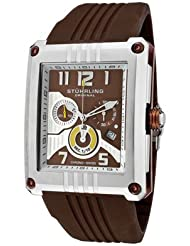 Men's The Madman Chrono Limited Edition Brown Silicon