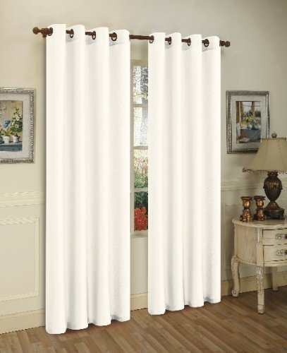 White Curtains For Bedroom