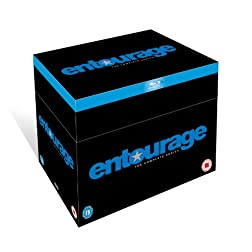 Entourage: Complete Series [Blu-Ray]