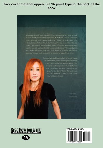 Tori Amos: In the Studio (Large Print 16pt)