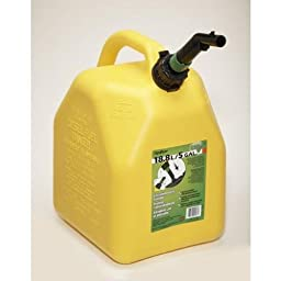 Scepter ECO Jerry Can with Child Resistant Closures (5-Gallon, Diesel)