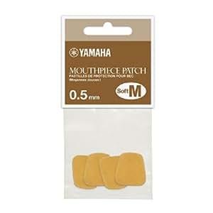 YAMAHA ヤマハ マウスピースパッチ Mサイズ 0.5mm ソフトタイプ MPPAM5S