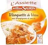 French Veal Stew William Saurin-Blanquette De Veau - 10,58 Oz - 1 Serve
