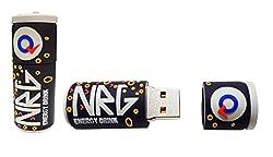 Evana Lightning 4GB Q Shop Pen drive Fast data Transfer Amazing Data Security Creative Drum Shape Design