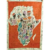 The People of Africa Batik