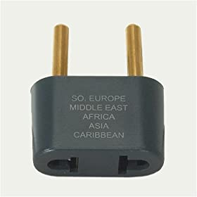 Eagle Creek Ungrounded Adapter Plug UG-D