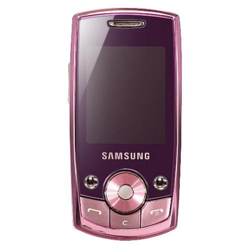Samsung J700 Pink Mobile Phone ** Unlocked to all networks ** Camera and Bluetooth ** FM Radio
