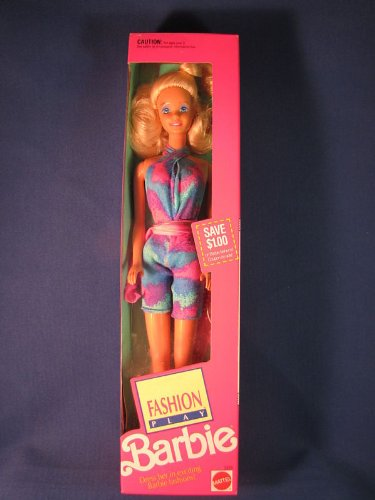 Fashion Play Barbie Doll (1991)
