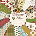 Paper Pad - Christmas Village First Edition (8 x 8)
