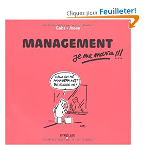 Amazon.fr - Management, je me marre!!! - Gabs, Jissey - Livres